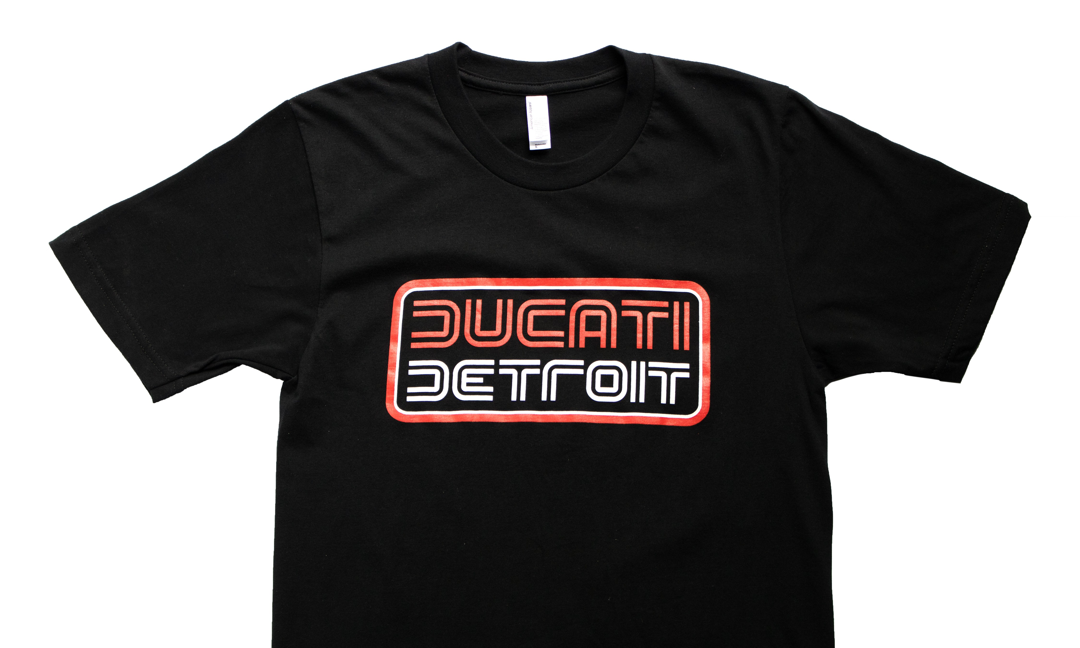 Ducati Ducatiana V2 Short Sleeved T-Shirt Red XXX-Large